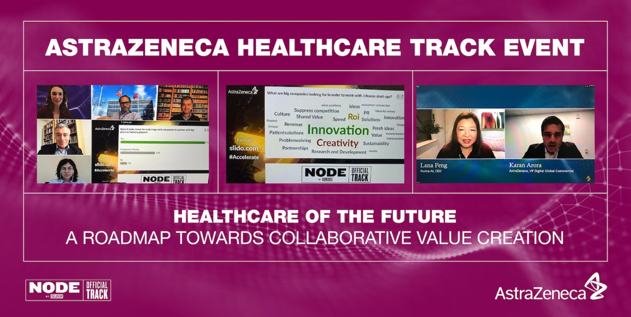 astrazeneca healthcare track